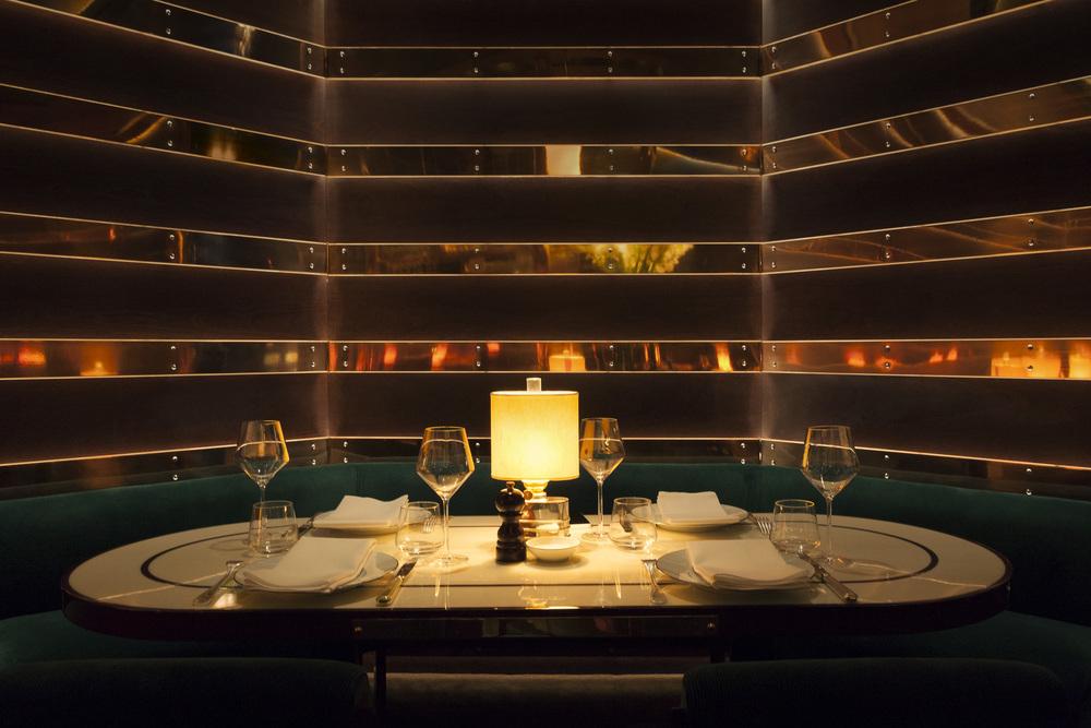 Casa Cruz London - Dining table