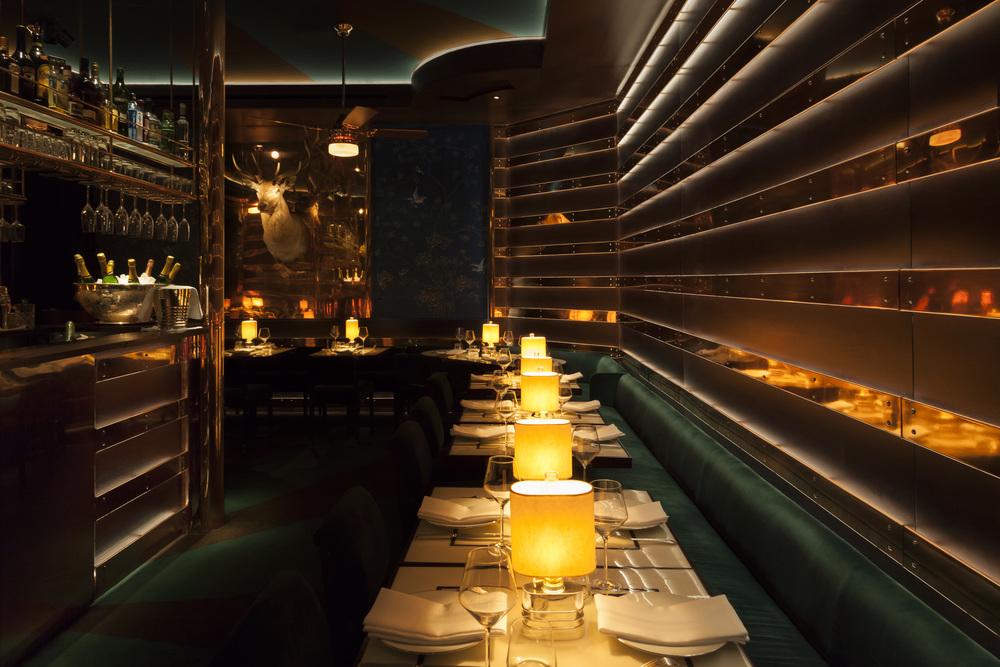 Casa Cruz London — Dining room
