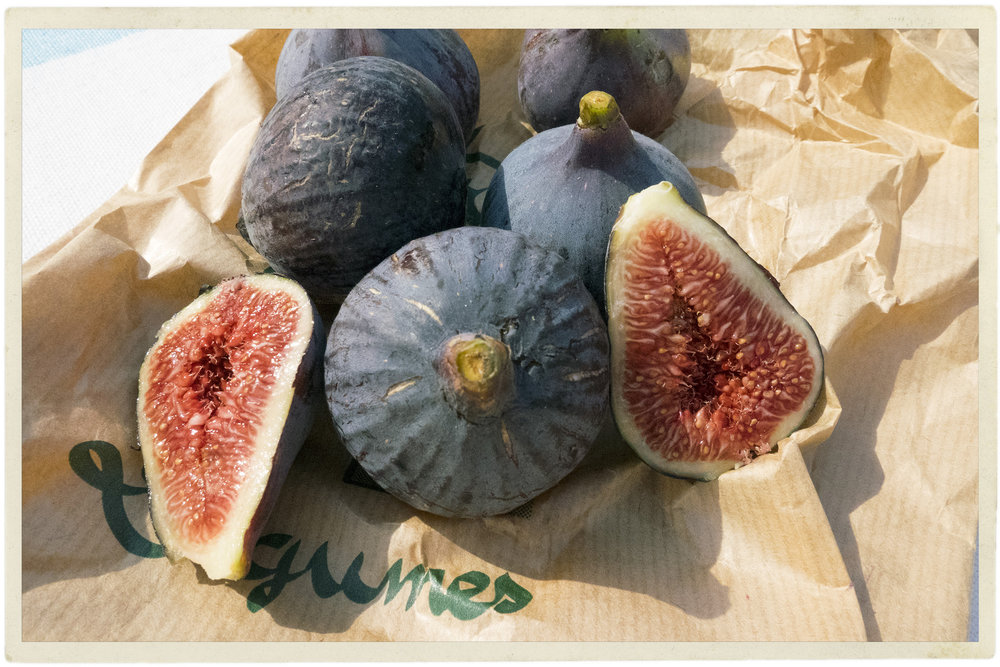 Glorious figs.
