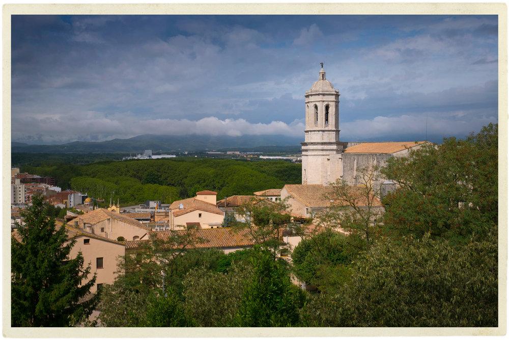 Cathedral de Girona.