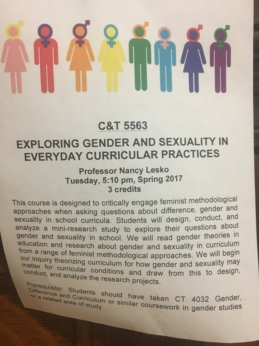 sexuality in school curriculum