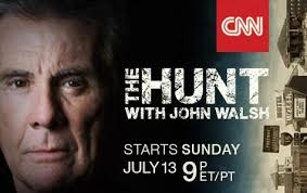 The Hunt with John Walsh on CNN 2016/2014