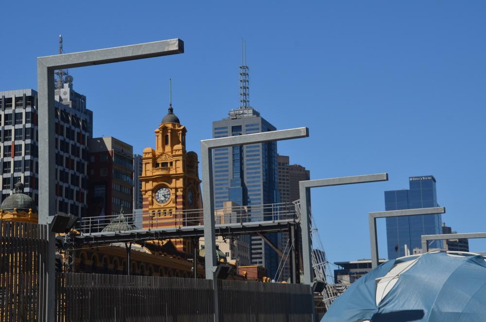 Another Sydney skyline.