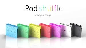 July 4th is the date the drawing for the Apple i-pod shuffle ends. Winner below!