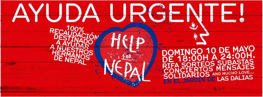 !TODOS CON NEPAL!