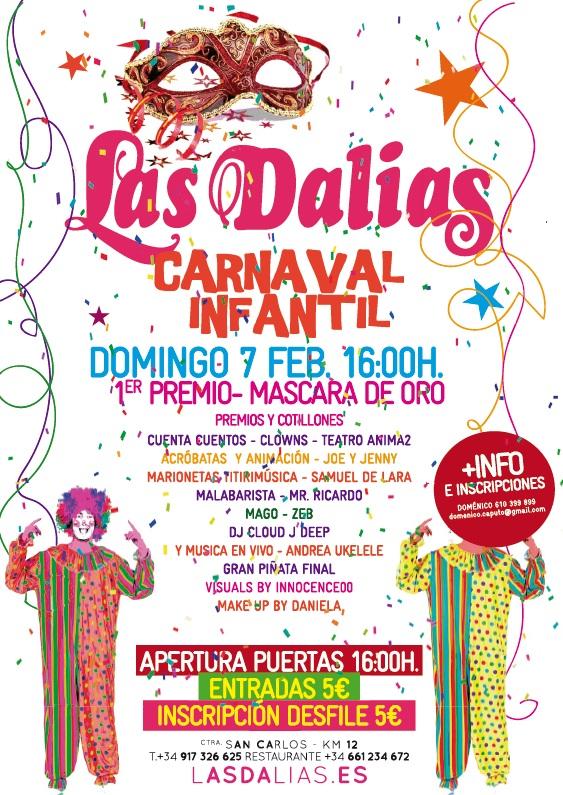 NOTICIAS LAS DALIAS — Las Dalias 370ef1847b9
