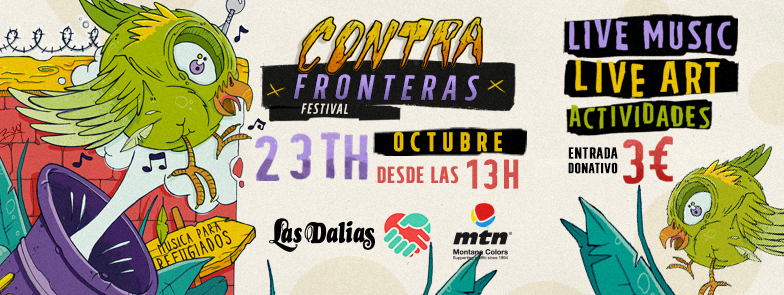CONTRA FRONTERAS FESTIVAL