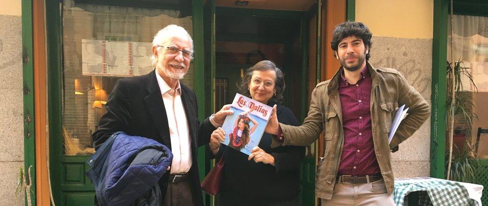 El escritor Gonzalo Calcedo gana el Premio Internacional de Cuento 'Las Dalias'