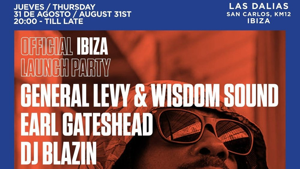 OUTLOOK FESTIVAL OFFICIAL IBIZA LAUNCH PARTY