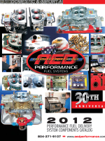 2013 AED Catalogue