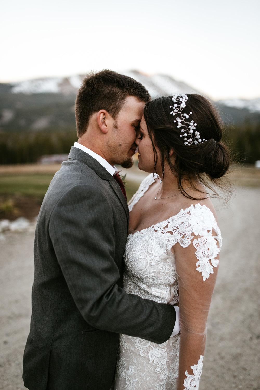 Bo & Julie - Breckenridge Wedding