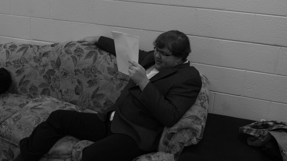 What are you reading Daryl