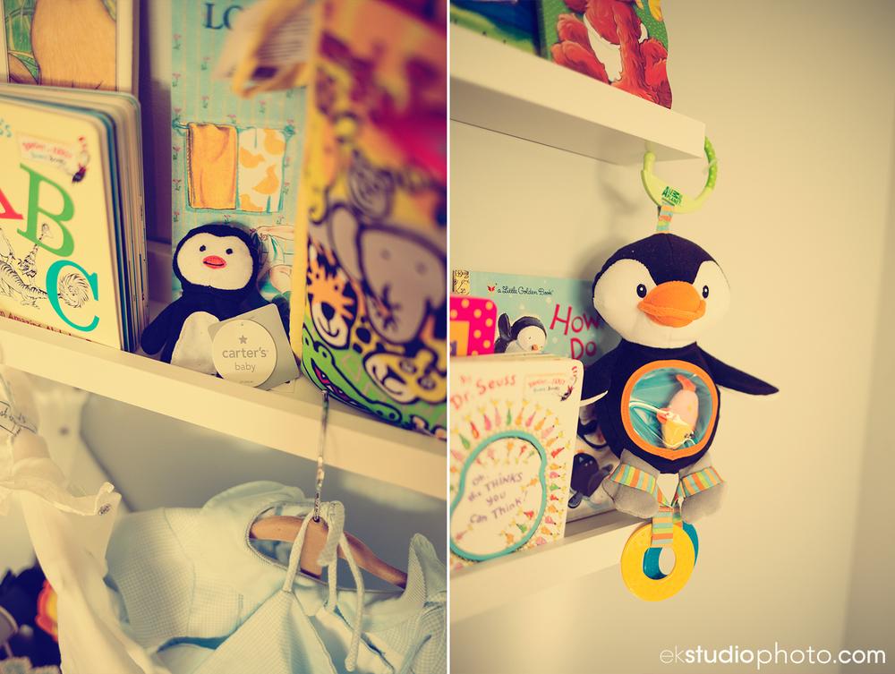 Blerta loves penguins :)