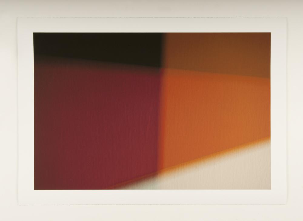 Steven Silverstein's  Good Vibes , 20 x 30 inches (50.8 x 76.2 cm), paper, Edition 5, AP 1. © 2013 Steven Silverstein.
