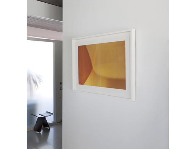 Mystical Interpretation (2013)  by Steven Silverstein; shown in a collector's home. © 2013 Steven Silverstein.