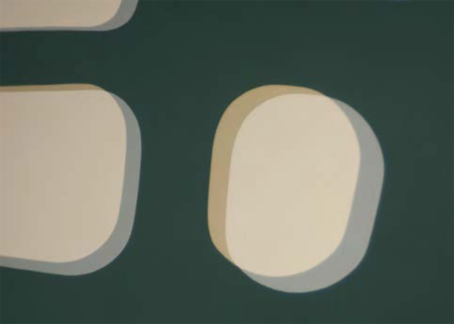 Aerial View (2015); 30 x 43 inches; Archival pigment on canvas; Edition of 3 and 1 artist proof