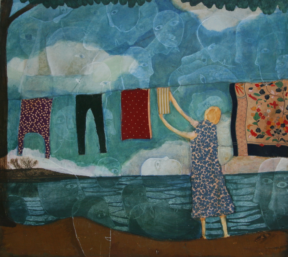 Spirit of the Laundry