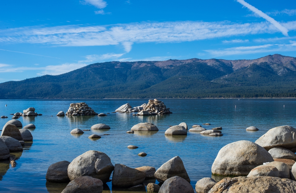 Sand Harbor Beach, Lake Tahoe, NV