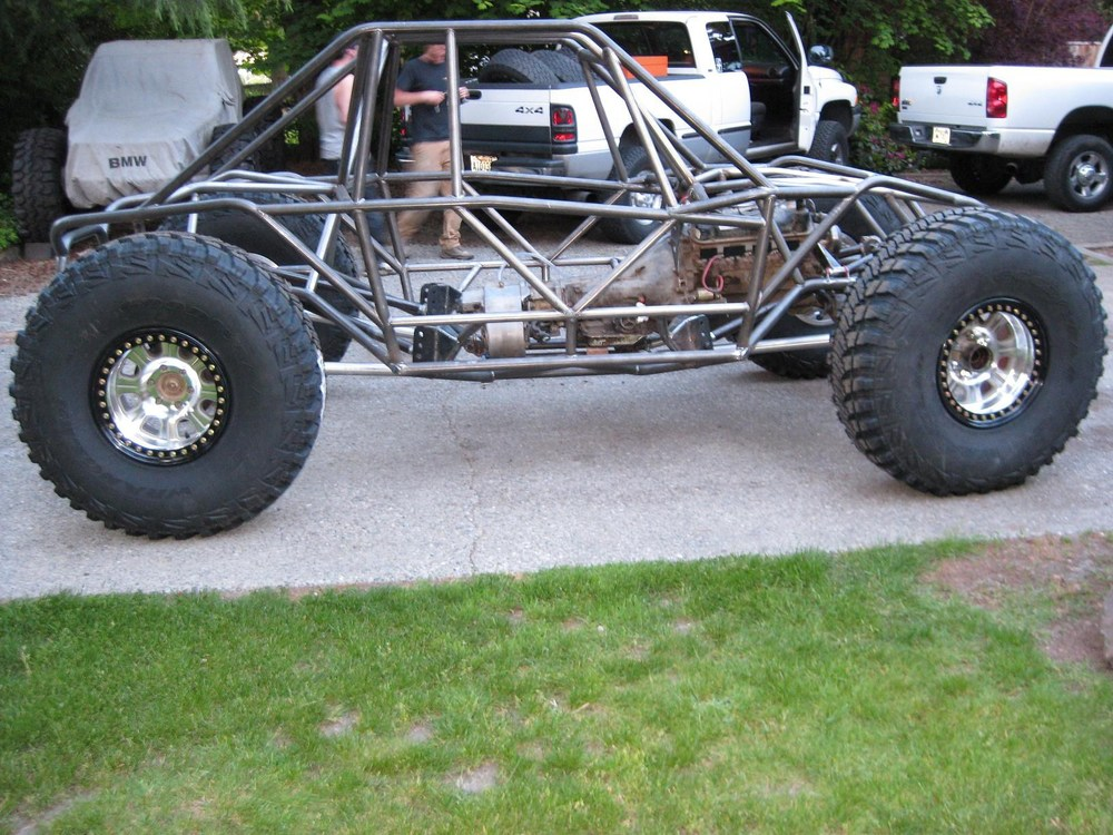 Roll Cage Title