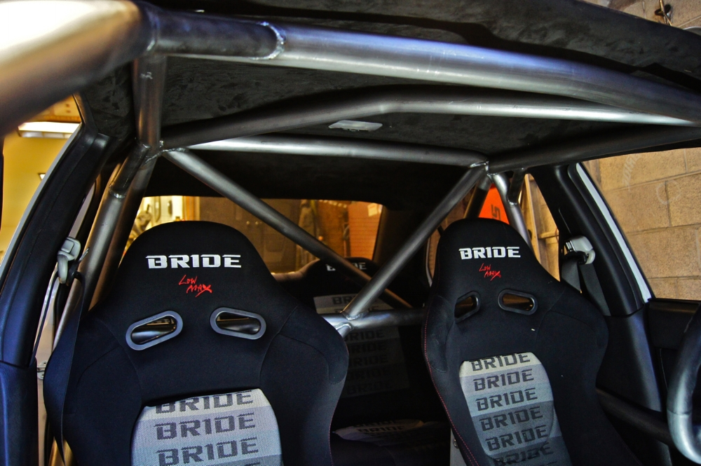 Rollcages+Custom Auto Fabrication
