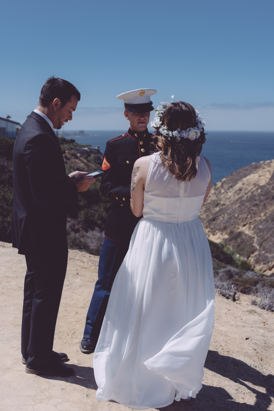 Destination Elopement in San Diego