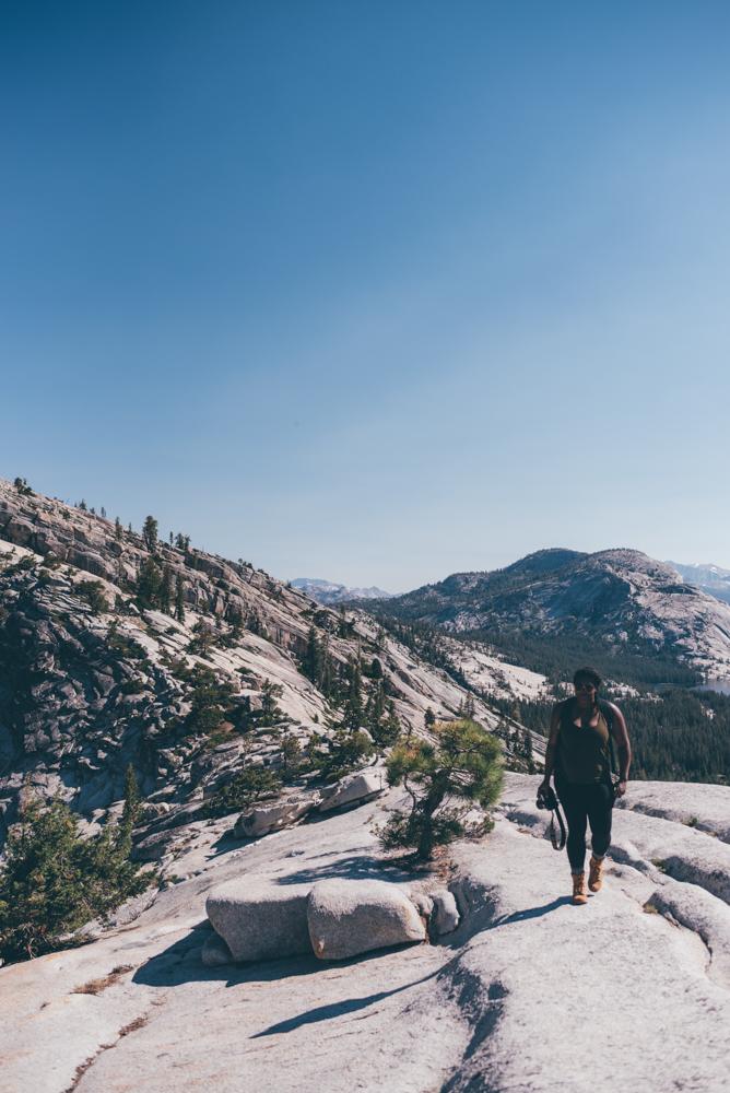 Hiking Adventures Yosemite National Park