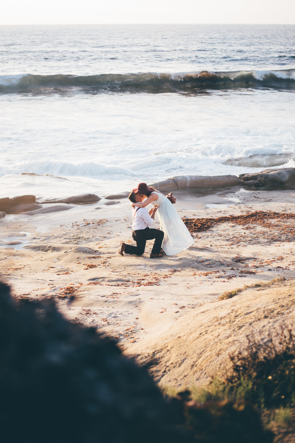 La Jolla San Diego Beach Proposal