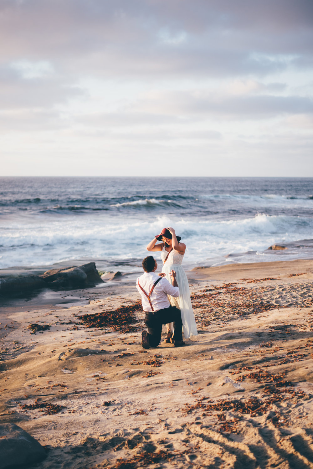 Proposal by Debra Alison Photography