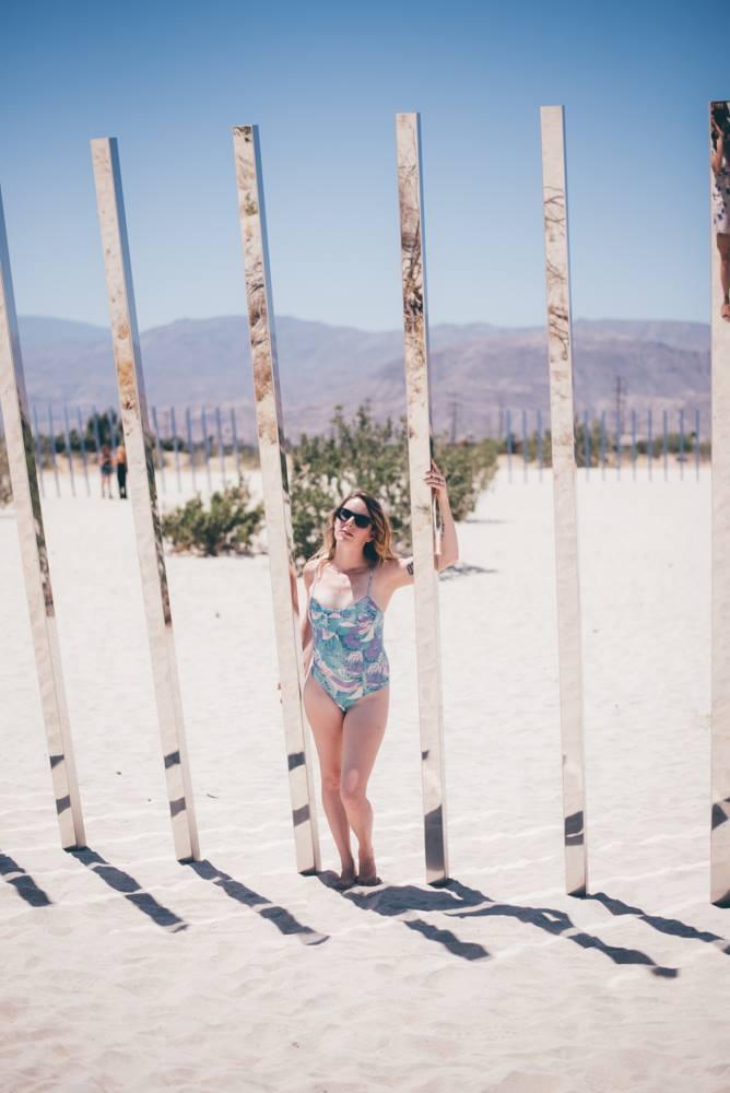 Debra Alison Boudoir Desert X