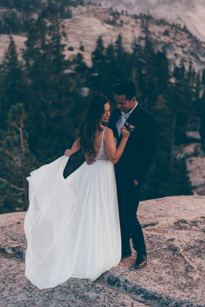 Debra Alison Photography - Yosemite Adventurous Elopement + Wedding
