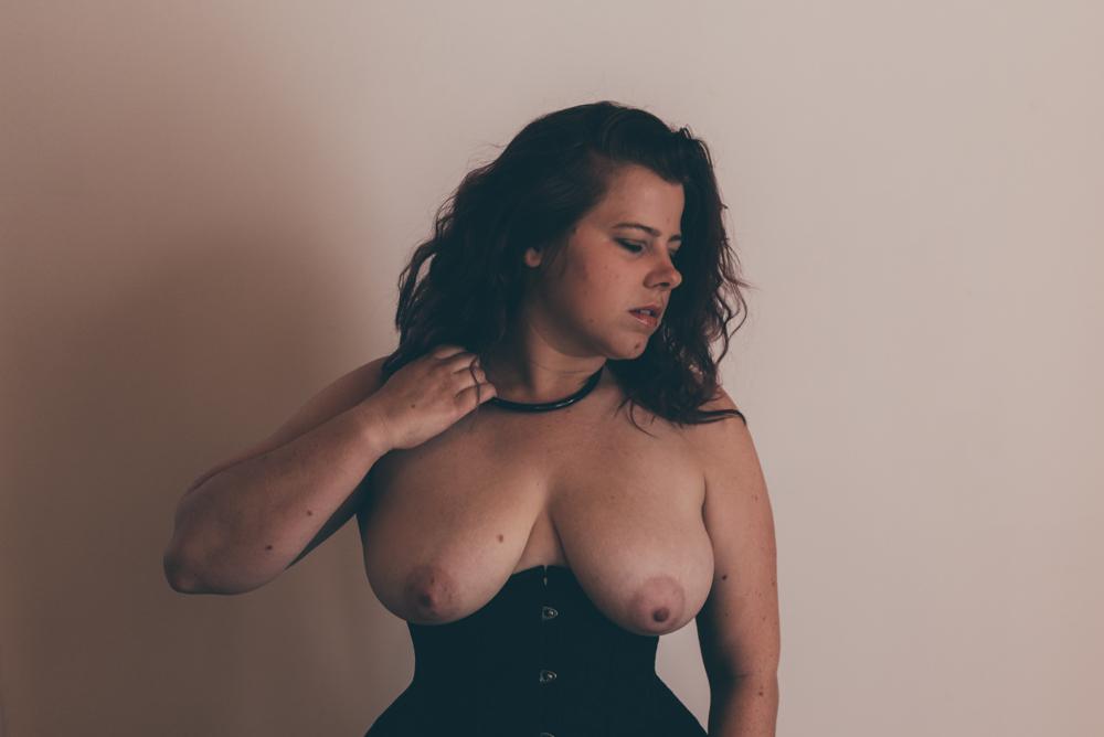 Debra Alison Boudoir Photography Corsets, Collars & BDSM
