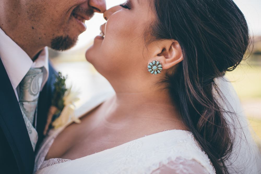 Navajo Wedding by Debra Alison Photography at Riverwalk Golf Club