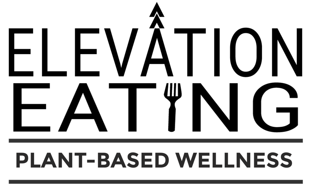 Plant Based Food Consult Elevation Eating