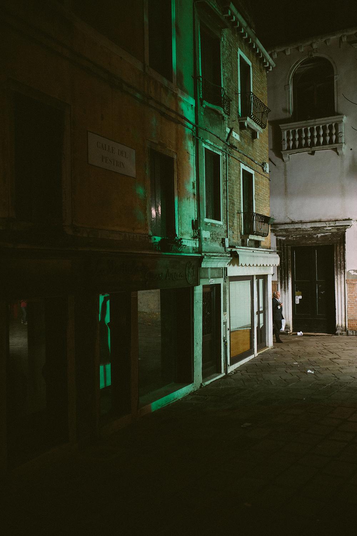 Calle del Pestrin