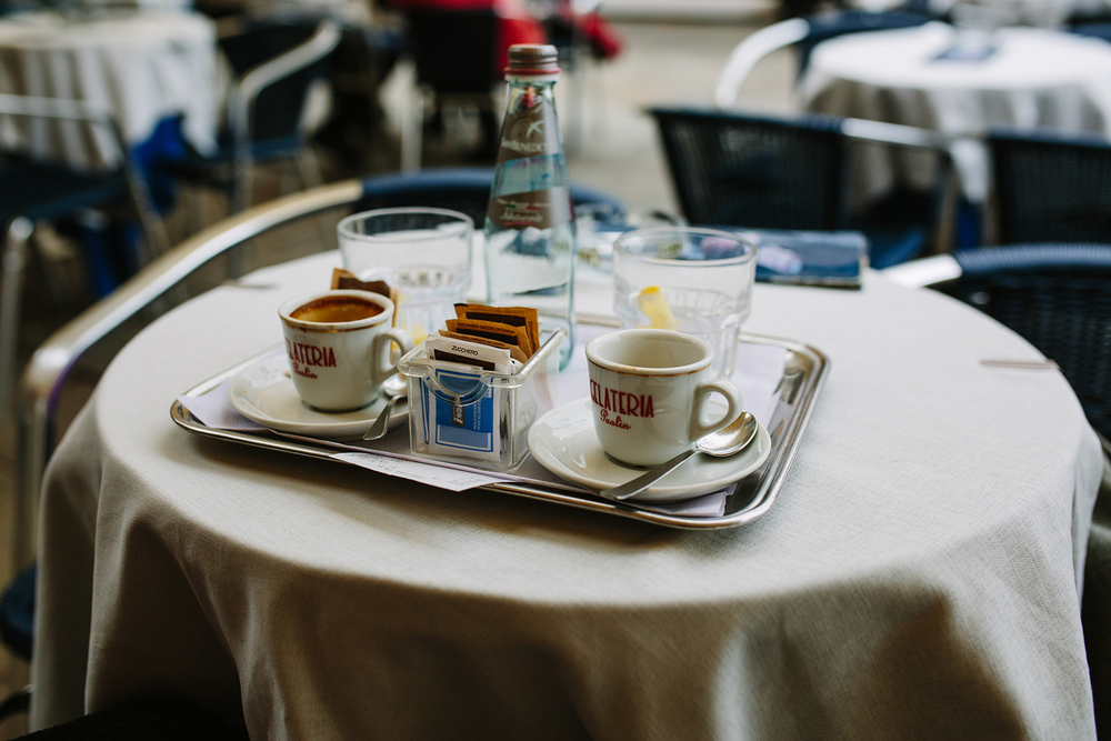 Espresso for two.