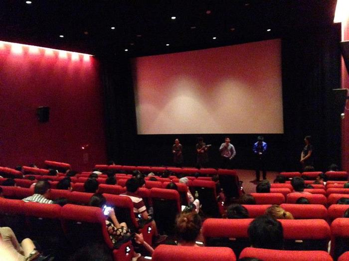Maker Asian premiere @Taipei, Taiwan