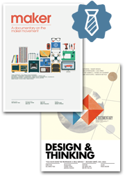 """Maker"" + ""Design & Thinking"" Corporate DVD bundle $899"