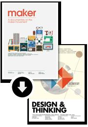 《自造世代》+《設計與思考》 雙電影組合數位檔 美金34.99