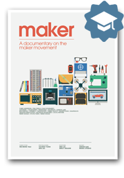 Maker - Educational DVD copy  $295