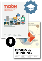 """Maker"" + ""Design & Thinking"" Educational bundle $499"