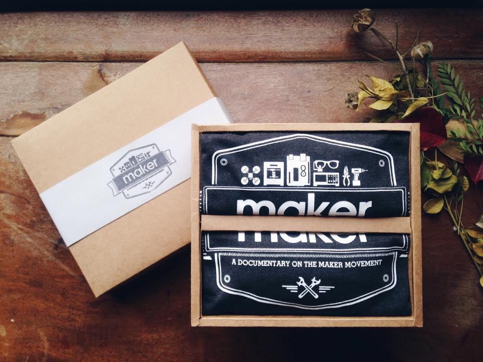Maker Movie T-shirts Bundle (only S)