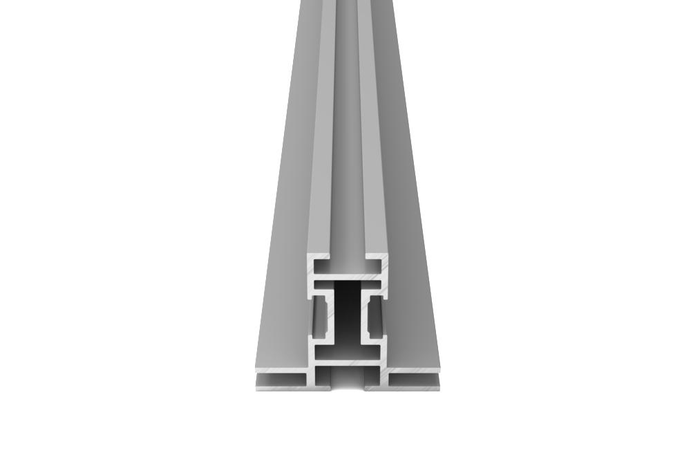 Frameless® Profiller - Frameless® Tekstil Çerçeve profilleri 15mm'den, 180mm'ye kadar farklı derinliklerde mevcuttur.