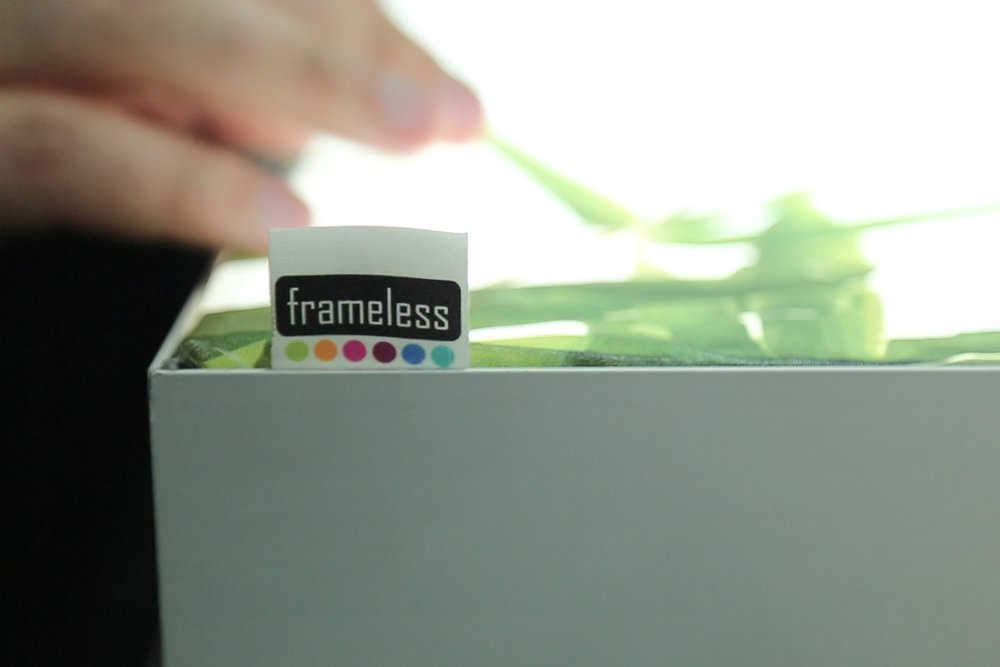 Frameless® Lightbox - Frameless® Lightboxes can be fabricated in virtually any size, the bigger the better.Learn more
