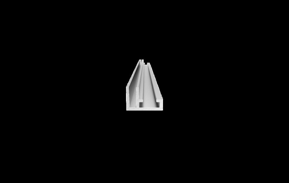 Profile 15 - Single SidedVisible edge 15mm#FR-15