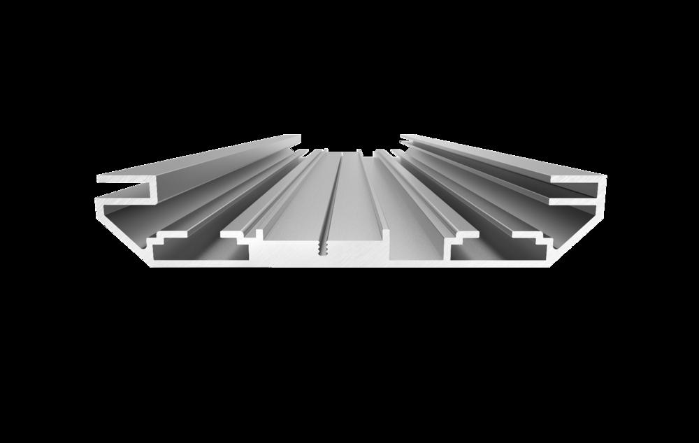 Profile 130 - Double SidedVisible edge 130mmEdgelit#FR-130