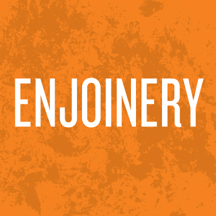 ENJOINERY CUSTOM DESIGN + FABRICATION