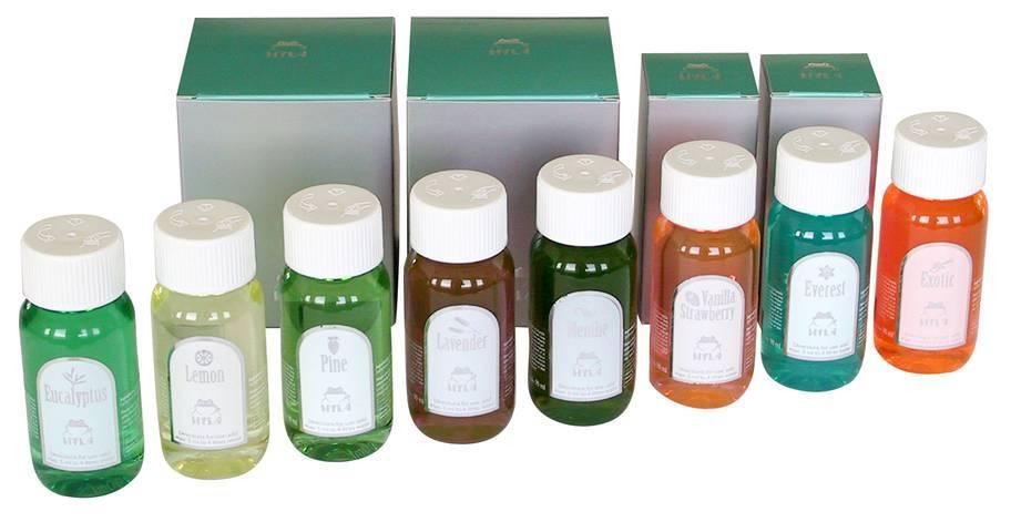 HYLA-ilmanraikastimen kanssa voi käyttää HYLAn tuoksuja huoneilman raikastamiseen sekä hajujen poistoon.