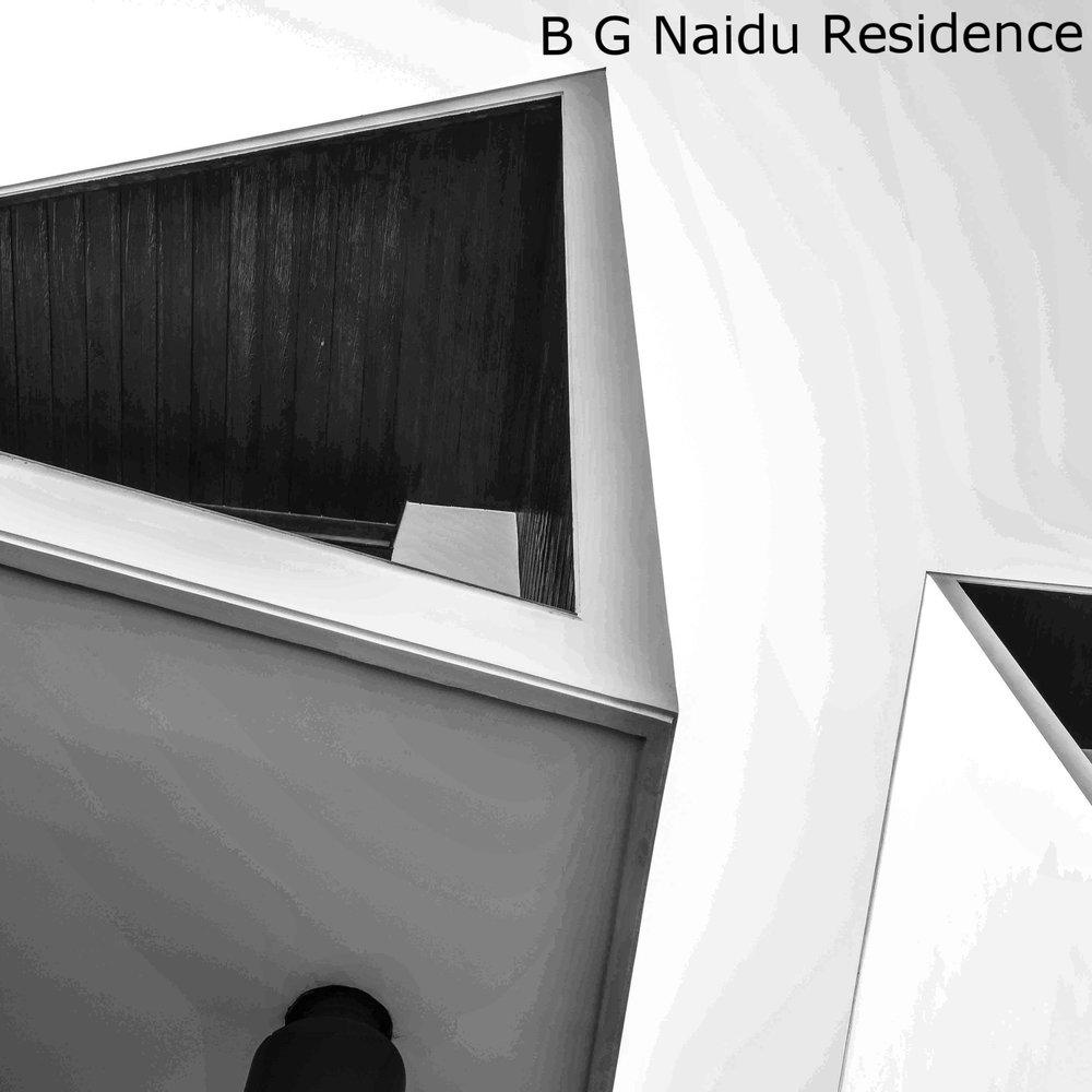 BG Naidu Residence