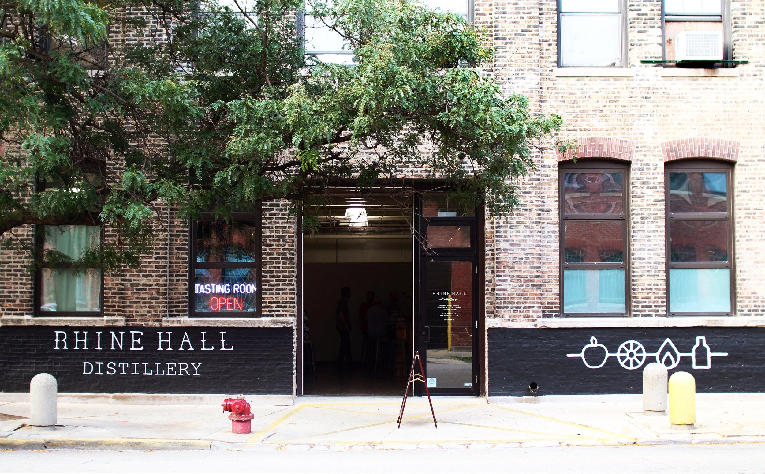 Announcements — Rhine Hall Distillery