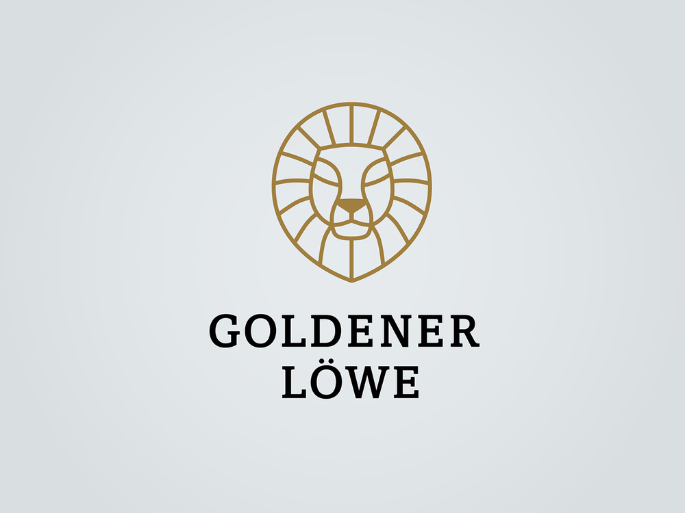 Corporate Design  Goldener Löwe Restaurant